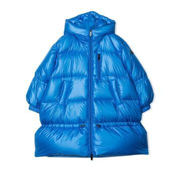Il Gufo Oversized Hooded Down Jacket