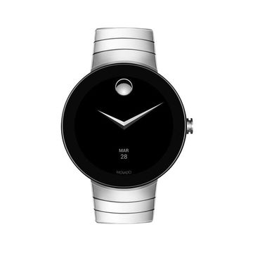 Men's Movado Connect Smart Watch with Black Dial (Model: 3660017)