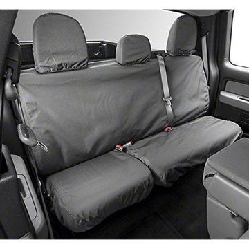 Covercraft Second Row Custom Fit Seat Cover for Select Chevrolet Silverado 1500