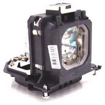 Sanyo 6103365404 Projector Housing with Genuine Original OEM Bulb