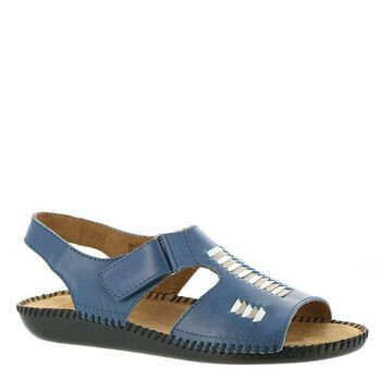 Auditions Womens Spirit Leather Open Toe