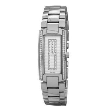 Raymond Weil Women's 1500-ST1-42381 Shine Stainless Steel & Diamond Watch