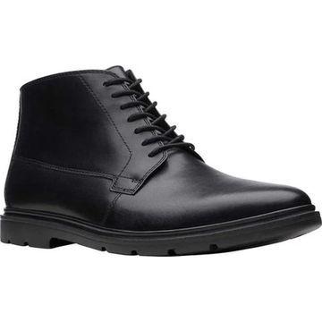 Bostonian Men's Luglite Ankle Boot Black Leather