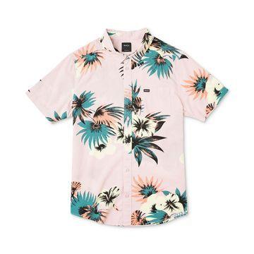 Men's Romeo Floral-Print Shirt