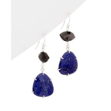 Chan Luu Silver Gemstone Earrings