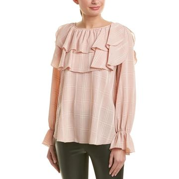 See By Chloe Frilled Top