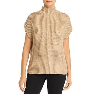 Elie Tahari Kalyn Metallic Dolman-Sleeve Sweater
