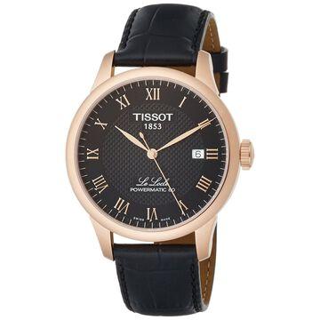 Tissot T-Classic Automatic Black Dial Mens Watch T0064073605300