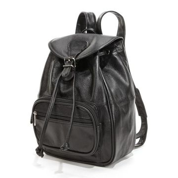 AmeriLeather Mini Leather Backpack
