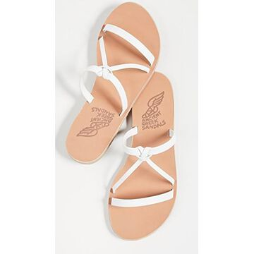 Ancient Greek Sandals Spetses Slides