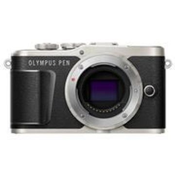 Olympus PEN E-PL9 16.1MP Mirrorless Camera Body, Onyx Black