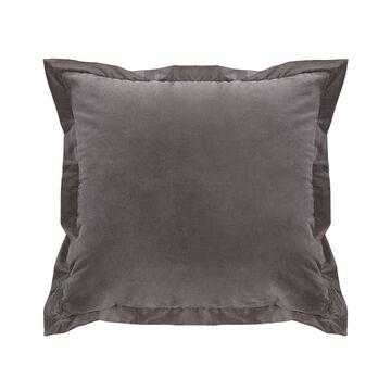 HiEnd Accents Square velvet pillow