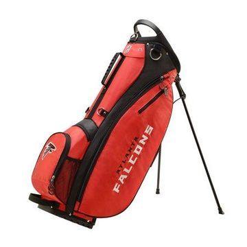 Wilson NFL Carry Golf Bag, Atlanta Falcons