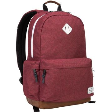 Targus Strata TSB93603GL Carrying Case [Backpack] for 15.6 Notebook, Accessories - Burgundy
