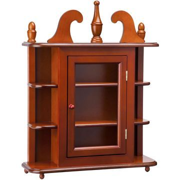 Design Toscano Savile Row Victorian Curio Cabinet