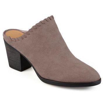 Journee Collection Gigi Women's Heeled Mules