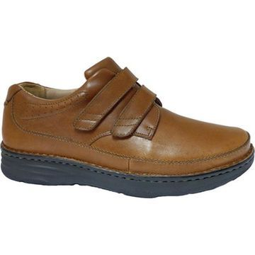 Drew Men's Mansfield Brown Leather