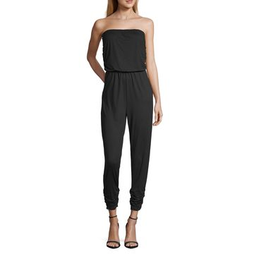 Almost Famous Sleeveless Jumpsuit-Juniors