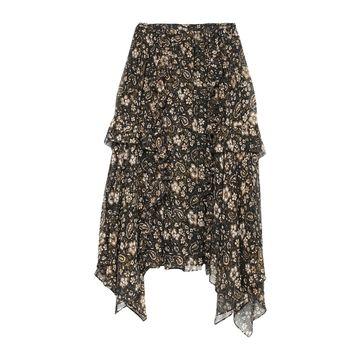 ULLA JOHNSON Long skirts