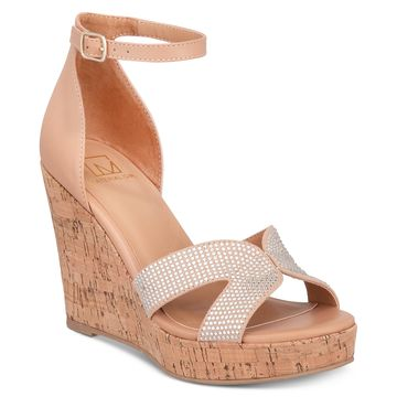 Bretta Wedge Sandals, Created for Macy's