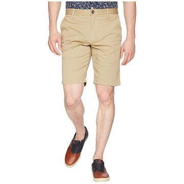 RVCA The Week-End Stretch Shorts (Khaki) Men's Shorts
