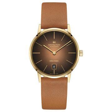 Hamilton Intra-Matic Men's Watch