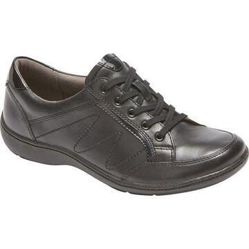 Aravon Women's Bromly Oxford Black Multi Leather