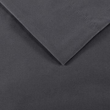 Beautyrest Microcell 3M Scotchgard Sheet Set or Pillowcases, Dark Grey, King Set