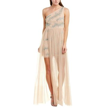 Aidan Mattox Womens Gown