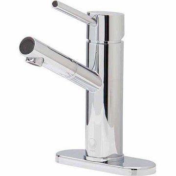 Vigo Noma Single-Lever Faucet with Deck Plate