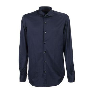 Loro Piana Andrew Shirt In Cotton