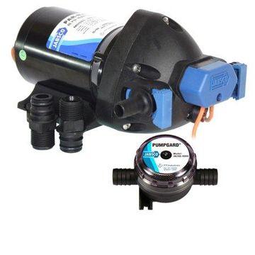 Jabsco 32601-0092 12V 3.5 GPM Par Max Shower Drain Pump