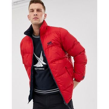 Helly Hansen nation reversible padded jacket-Black