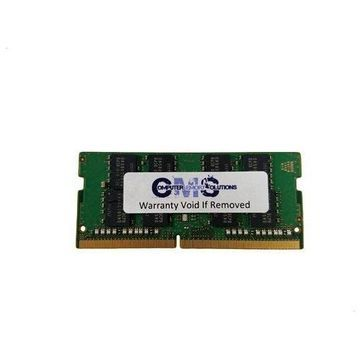 16Gb (1X16Gb) Ram Memory Compatible With Lenovo Thinkpad X260 By CMS (A2)