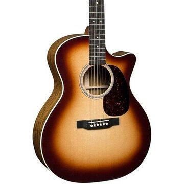 Martin GPC Special Performing Artist Ovangkol Grand Performance Acoustic-Electric Guitar Gloss Sunburst
