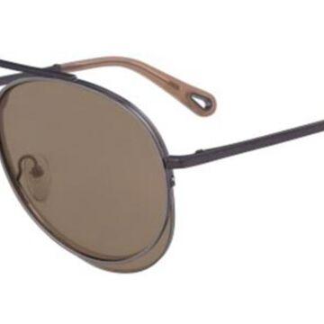 Chloe CE 144S 028 Men's Sunglasses Black Size 61