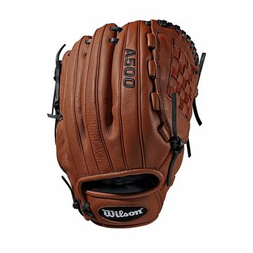 Wilson 2019 A500 12 Baseball Glove (Right Hand Throw)