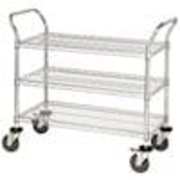 Quantum Storage Systems 37.5-in-Drawer Utility Cart