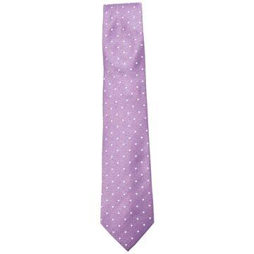 Tasso Elba Mens Dot Self-tied Necktie