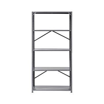 5-Shelf Steel Shelving Unit