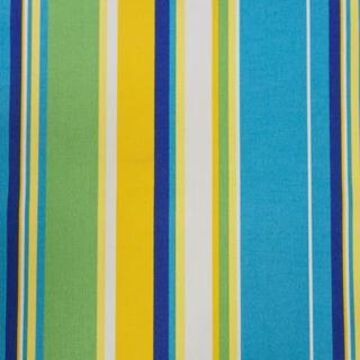 "Blazing Needles 16-inch All-Weather U-shaped Chair Cushions (Set of 4) - 16"" x 16"""