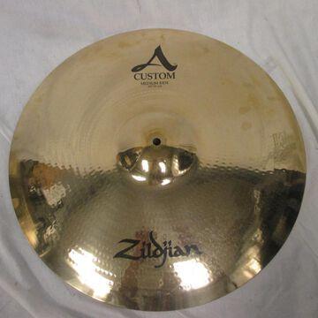 Used 20in A Custom Ride Cymbal 40