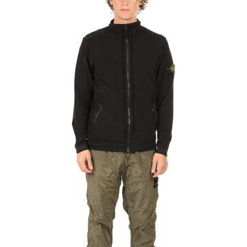 Stone Island Zip Up Sweater