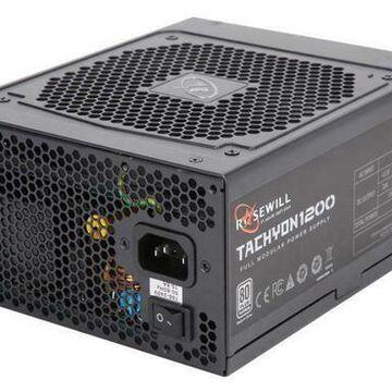 ''Rosewill TACHYON Series TACHYON 1200, Continuous 1200W@50C, ATX12V/EPS12V, 80 P''
