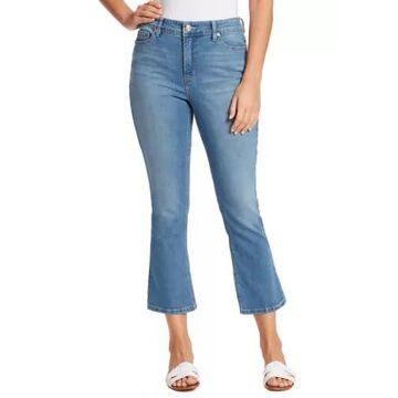 Gloria Vanderbilt Women's Cropped Kick Jeans -
