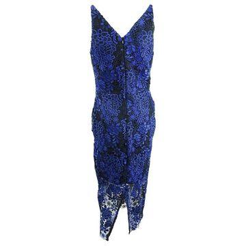 Xscape Women's Embroidered Lace Sheath Dress