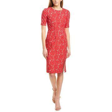 Taylor Womens Sheath Dress