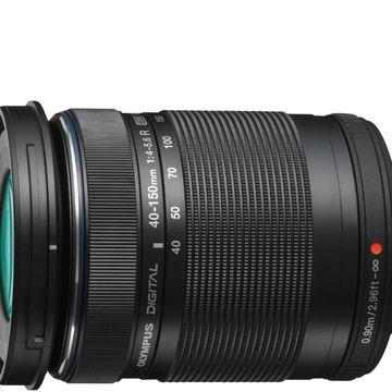 Olympus M. Zuiko Digital 40mm to 150mm Zoom Lens