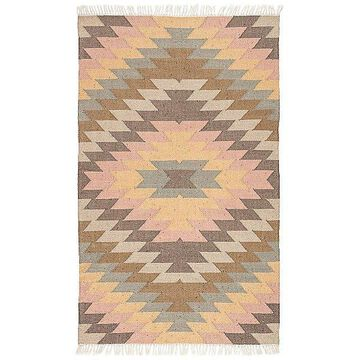 Mojave Indoor/Outdoor Area Rug by Jaipur - Color: Brown (RUG118832)