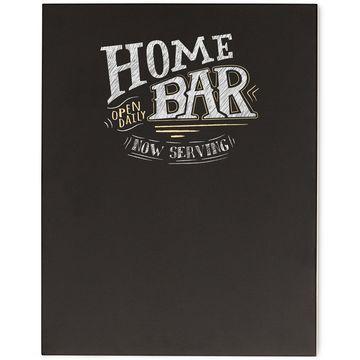 Bar Menu Chalkboard